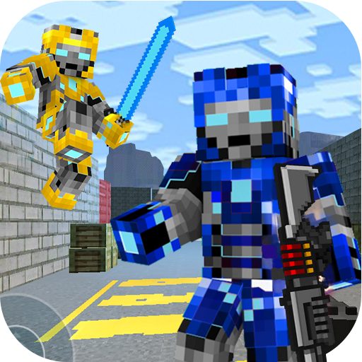 Rescue Robots Sniper Survival Mod apk download – Mod Apk 1.101 [Unlimited money] free for Android.