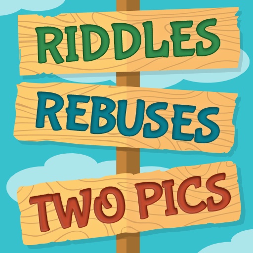 Riddles, Rebus Puzzles and Two Pics Mod apk download – Mod Apk 1.7.1 [Unlimited money] free for Android.