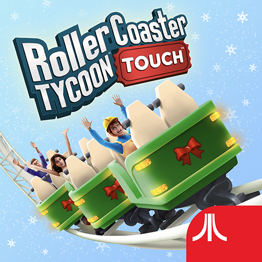 RollerCoaster Tycoon Touch – Build your Theme Park Mod apk download – Mod Apk 3.15.3 [Unlimited money] free for Android.
