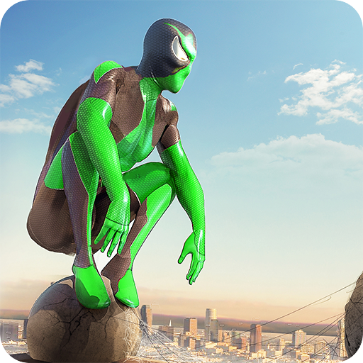 Rope Frog Ninja Hero – Strange Gangster Vegas Mod apk download – Mod Apk 1.4.0 [Unlimited money] free for Android.