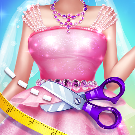 👸✂️Royal Tailor Shop 3 – Princess Clothing Shop Mod apk download – Mod Apk 5.0.5026 [Unlimited money] free for Android.