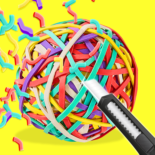 RubberBand Cutting – ASMR Mod apk download – Mod Apk 1.2.0 [Unlimited money] free for Android.