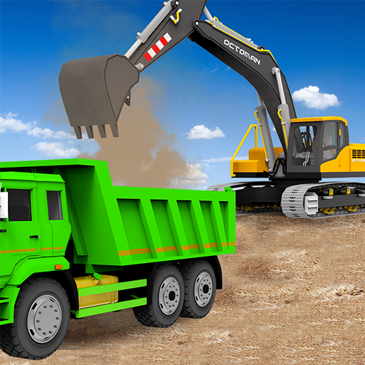 Sand Excavator Truck Driving Rescue Simulator game Mod apk download – Mod Apk 5.6 [Unlimited money] free for Android.