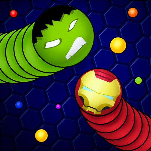 Snaky .io – Fun Multiplayer Slither Battle Mod apk download – Mod Apk 5.4 [Unlimited money] free for Android.