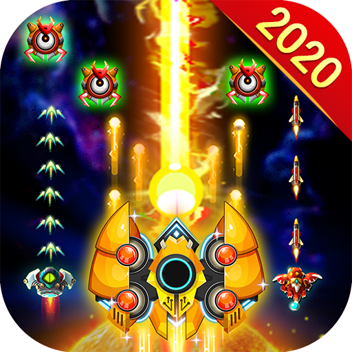 Space Hunter: Galaxy Attack Arcade Shooting Game Mod apk download – Mod Apk 1.8.8 [Unlimited money] free for Android.