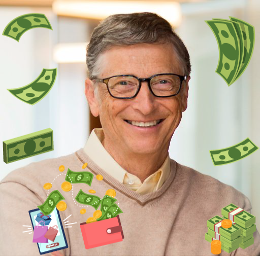 Spend Bill Gates Money Pro apk download – Premium app free for Android 0.4