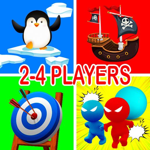 Stickman Cartoon Survival : 1 – 4 Players Mod apk download – Mod Apk 1.0.5 [Unlimited money] free for Android.