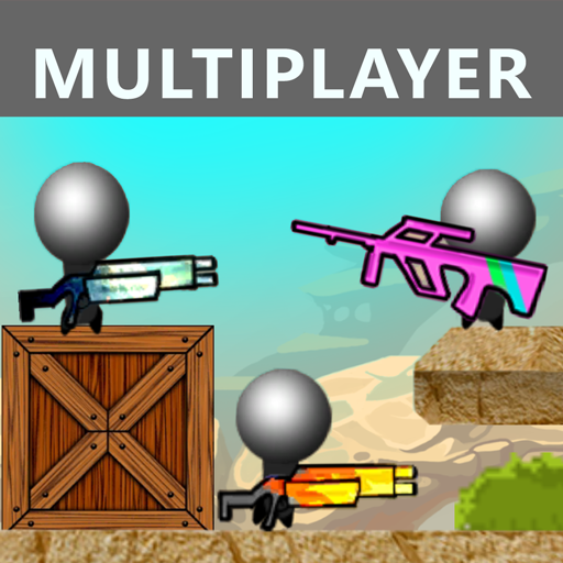Stickman Multiplayer Shooter Mod apk download – Mod Apk 1.092 [Unlimited money] free for Android.