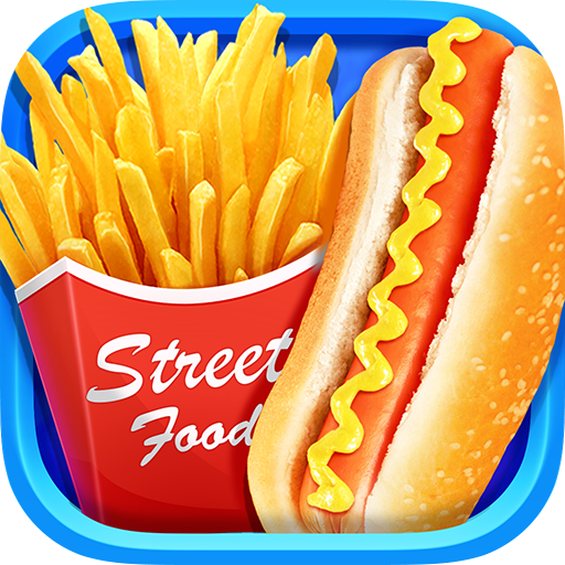 Street Food  – Make Hot Dog & French Fries Mod apk download – Mod Apk 1.7 [Unlimited money] free for Android.