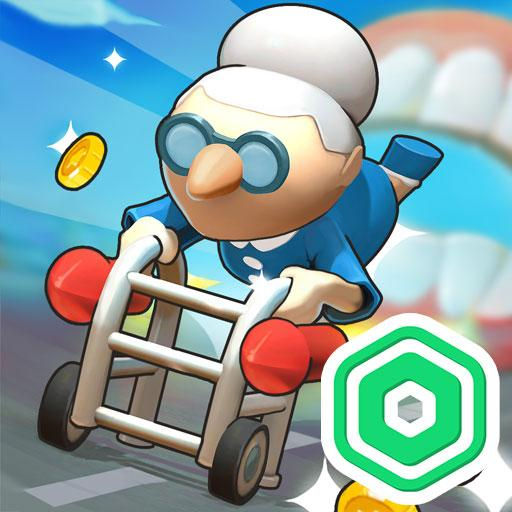 Strong Granny – Win Robux for Roblox platform Mod apk download – Mod Apk 3.0 [Unlimited money] free for Android.