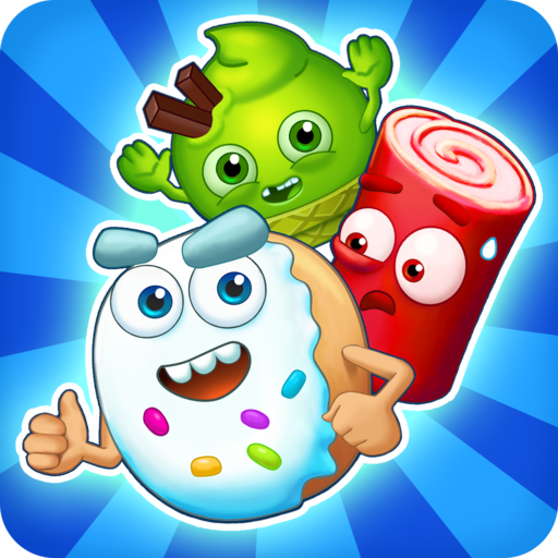 🍒Sugar Heroes – World match 3 game! Mod apk download – Mod Apk 1.205.9 [Unlimited money] free for Android.