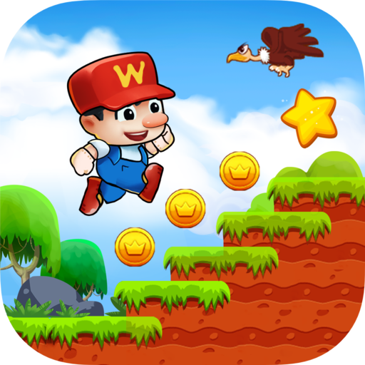 Super Bino Go 2 – Classic Adventure Platformer Mod apk download – Mod Apk 1.4.8 [Unlimited money] free for Android.