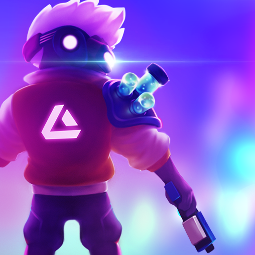 Super Clone: cyberpunk roguelike action Mod apk download – Mod Apk 5.4 [Unlimited money] free for Android.