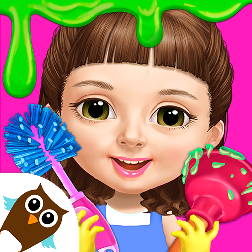 Sweet Baby Girl Cleanup 5 – Messy House Makeover Mod apk download – Mod Apk 7.0.30018 [Unlimited money] free for Android.