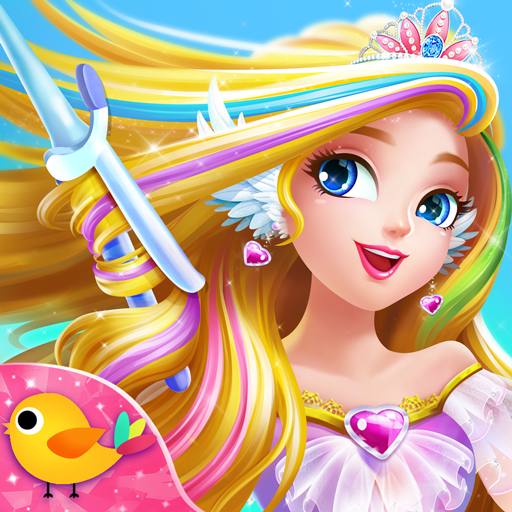 Sweet Princess Fantasy Hair Salon Mod apk download – Mod Apk 1.0.7 [Unlimited money] free for Android.