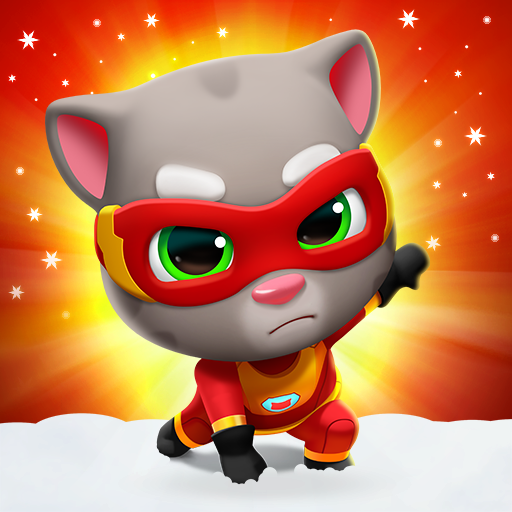 Talking Tom Hero Dash – Run Game Mod apk download – Mod Apk 2.2.1.1300 [Unlimited money] free for Android.