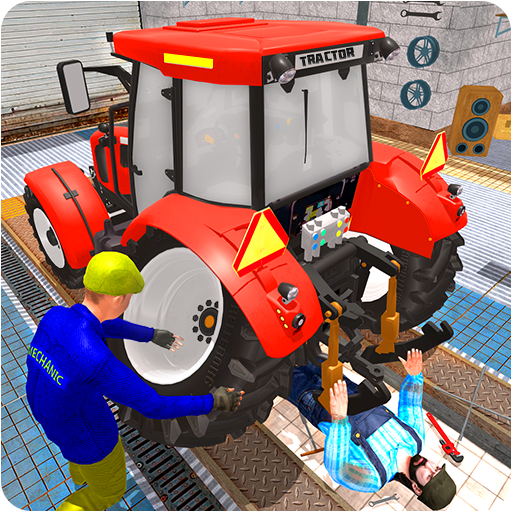 Tractor Mechanic Simulator 19 Pro apk download – Premium app free for Android 1.6