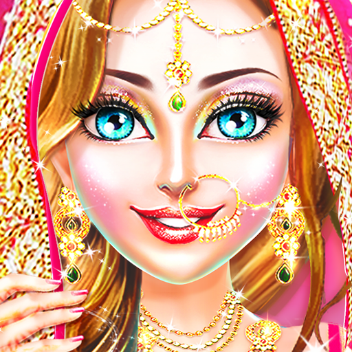 Traditional Wedding Salon – Makeup & Dress up Game Mod apk download – Mod Apk 3.0 [Unlimited money] free for Android.