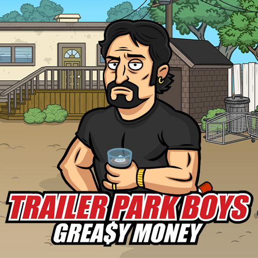 Trailer Park Boys: Greasy Money – DECENT Idle Game Mod apk download – Mod Apk 1.23.2 [Unlimited money] free for Android.
