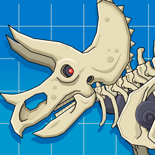 Triceratops Dinosaur Fossil Robot Age Mod apk download – Mod Apk 2.6 [Unlimited money] free for Android.