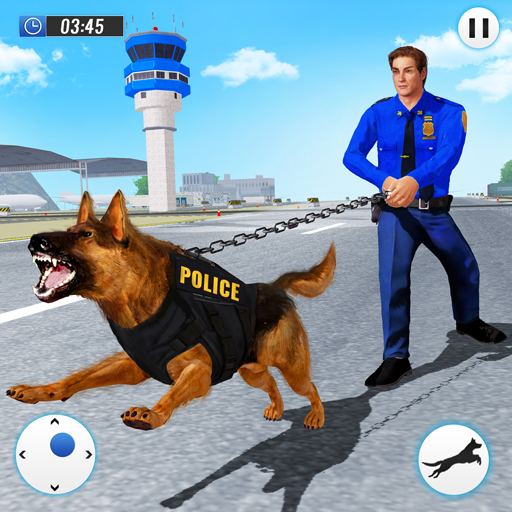 US Police Dog 2019: Airport Crime Shooting Game Pro apk download – Premium app free for Android 2.5