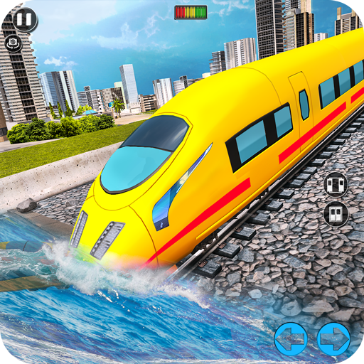 Underwater Bullet Train Simulator : Train Games Mod apk download – Mod Apk 2.9.0 [Unlimited money] free for Android.