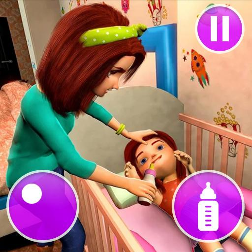 Virtual Mother Game: Family Mom Simulator Mod apk download – Mod Apk 1.31 [Unlimited money] free for Android.