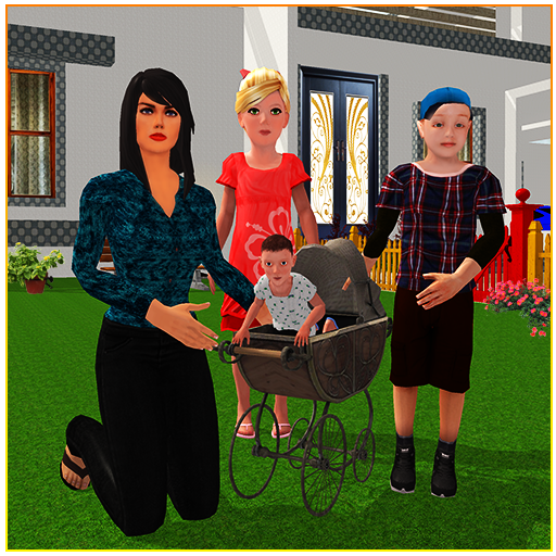 Virtual Single Mom Simulator: Family Mother Life Mod apk download – Mod Apk 1.15 [Unlimited money] free for Android.