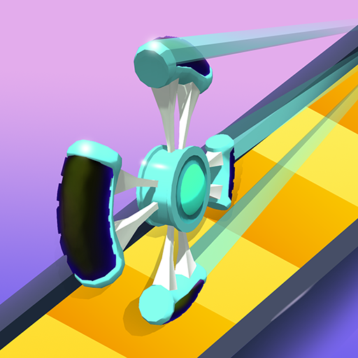 Wheels Run 3D Mod apk download – Mod Apk 1.3.4 [Unlimited money] free for Android.