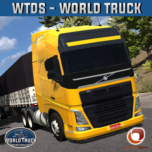World Truck Driving Simulator Mod apk download – Mod Apk 1,189 [Unlimited money] free for Android.