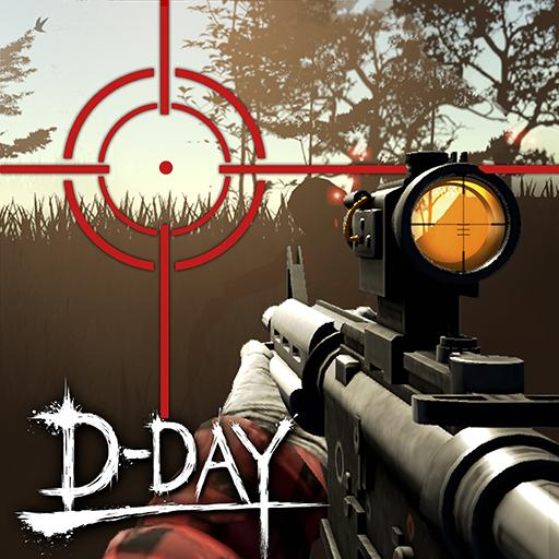 Zombie Hunter D-Day Mod apk download – Mod Apk 1.0.804 [Unlimited money] free for Android.