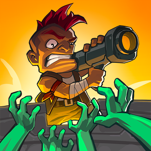 Zombie Idle Defense Mod apk download – Mod Apk 1.5.84 [Unlimited money] free for Android.