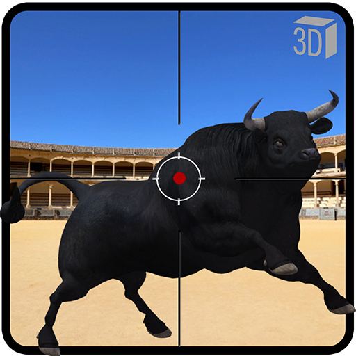 Angry Bull Attack Shooting Mod apk download – Mod Apk 64.1 [Unlimited money] free for Android.