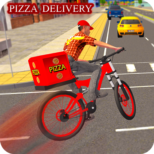 BMX Bicycle Pizza Delivery Boy 2019 Mod apk download – Mod Apk 2.0 [Unlimited money] free for Android.