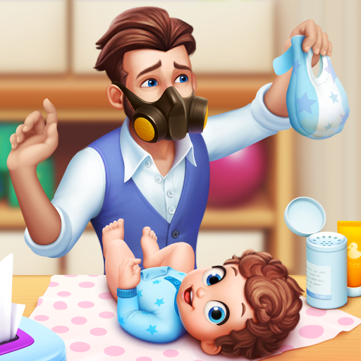 Baby Manor: Baby Raising Simulation & Home Design Mod apk download – Mod Apk 1.2.1 [Unlimited money] free for Android.