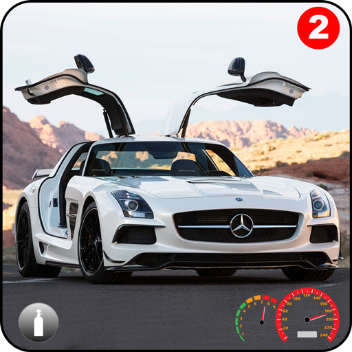 Benz SLS AMG: Extreme City Stunts Drive & Drifts Mod apk download – Mod Apk 1.4 [Unlimited money] free for Android.