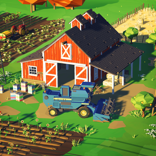 Big Farm: Mobile Harvest – Free Farming Game Pro apk download – Premium app free for Android