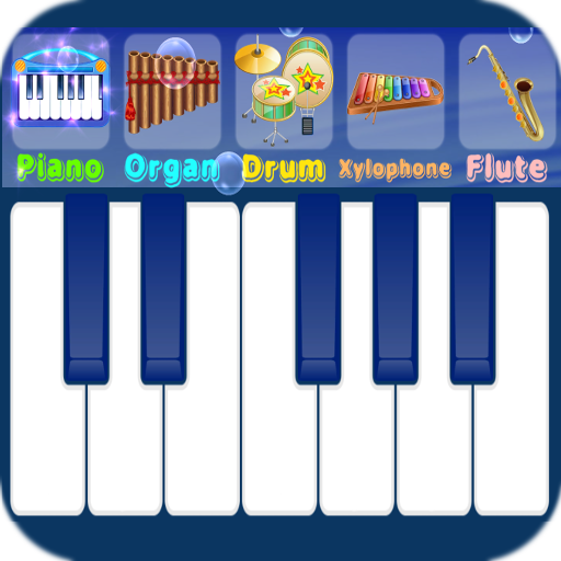 Blue Piano Mod apk download – Mod Apk 1.8 [Unlimited money] free for Android.