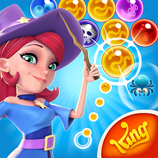 Bubble Witch 2 Saga Mod apk download – Mod Apk  [Unlimited money] free for Android.
