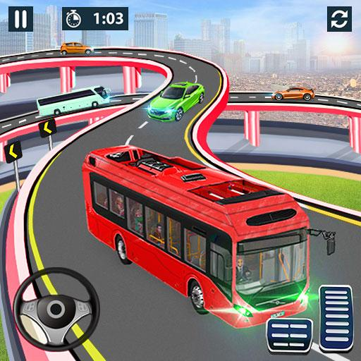 Bus Coach Driving Simulator 3D New Free Games 2020 Pro apk download – Premium app free for Android