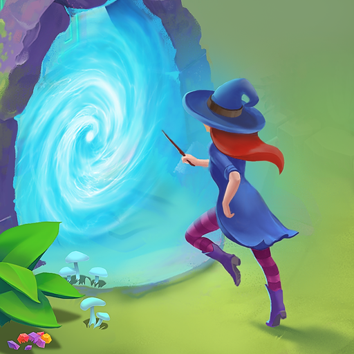 Charms of the Witch: Magic Mystery Match 3 Games Pro apk download – Premium app free for Android