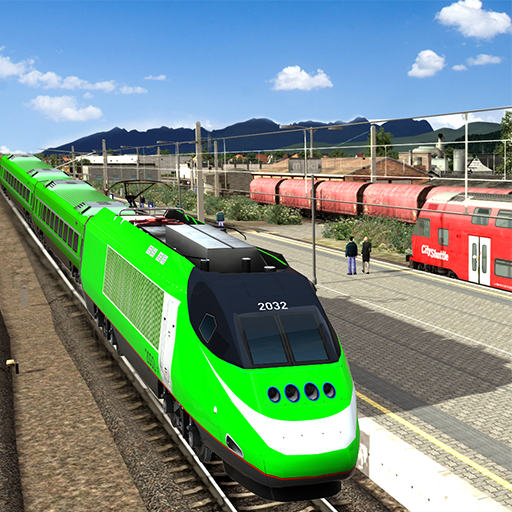 City Train Driver Simulator 2019: Free Train Games Pro apk download – Premium app free for Android 4.4