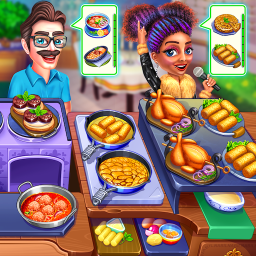Cooking Express : Food Fever Cooking Chef Games Mod apk download – Mod Apk 2.4.0 [Unlimited money] free for Android.