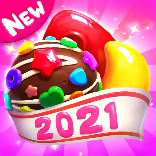 Crazy Candy Bomb – Sweet match 3 game Mod apk download – Mod Apk 4.6.2 [Unlimited money] free for Android.