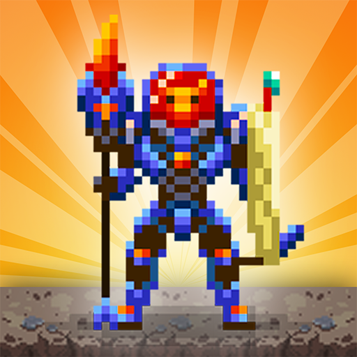 Dunidle: 8-Bit AFK Idle RPG Dungeon Crawler Games Mod apk download – Mod Apk 1200000070 [Unlimited money] free for Android.
