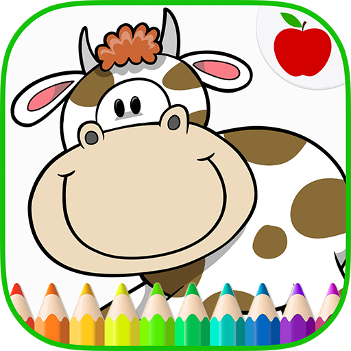Farm Animals Coloring Book Mod apk download – Mod Apk 9 [Unlimited money] free for Android.