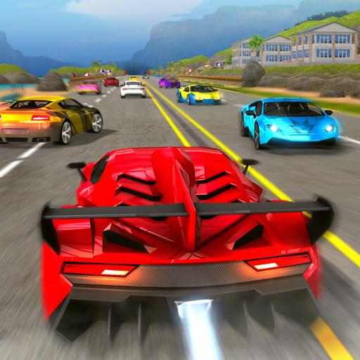 Fast Car Traffic Racing Games 2021:Free Car games Pro apk download – Premium app free for Android
