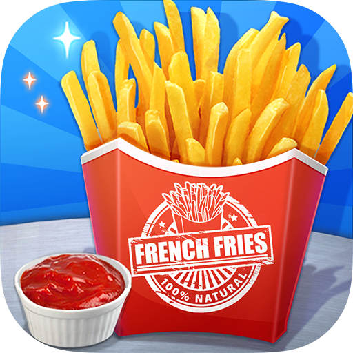 Fast Food – French Fries Maker Pro apk download – Premium app free for Android