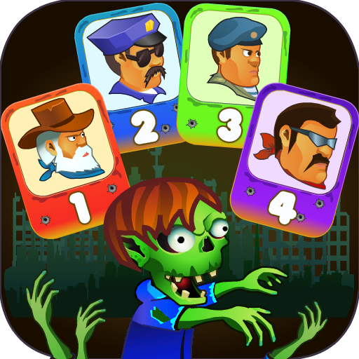 Four guys & Zombies (four-player game) Mod apk download – Mod Apk 1.0.2 [Unlimited money] free for Android.