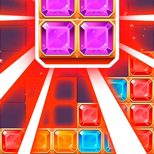 Jewel Block– Crazy Move Mod apk download – Mod Apk 1.0.3 [Unlimited money] free for Android.